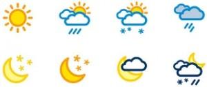 Previsioni del tempo